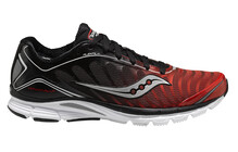 saucony Men's ProGrid Kinvara 3 red/black/white
